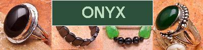 Bijoux en argent 925 avec pierre ONYX - achat et  vente - bagues, colliers, bracelets, parures, boucles oreilles, pendentifs,