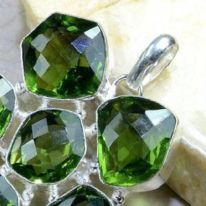 Am 2019b pendant pendentif amethyste verte bijou achat vente argent 925