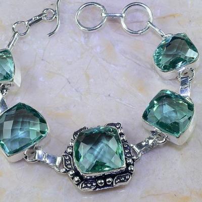 Am 2070b bracelet amethyste vert eau bijou achat vente argent 925