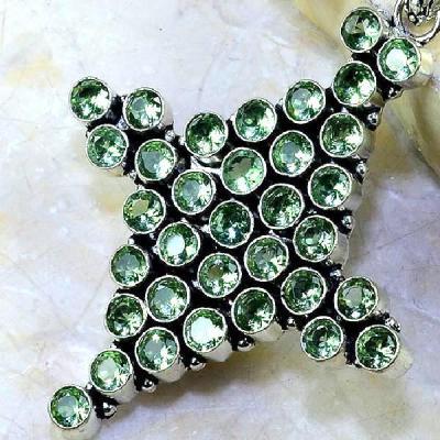 Am 3019b croix chretienne aigue marine achat vente bijoux argent 926