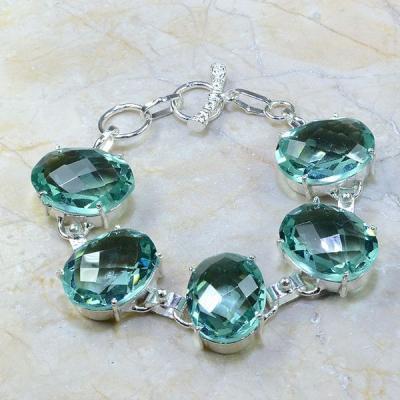 Am 3031a bracelet aigue marine bijou achat vente argent 926