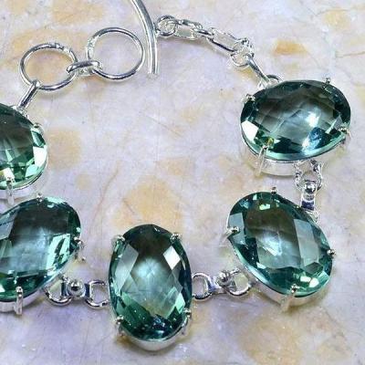 Am 3053b bracelet aigue marine bijou achat vente argent 925