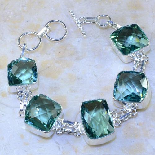 Am 3160a bracelet aigue marine bijou achat vente argent 927