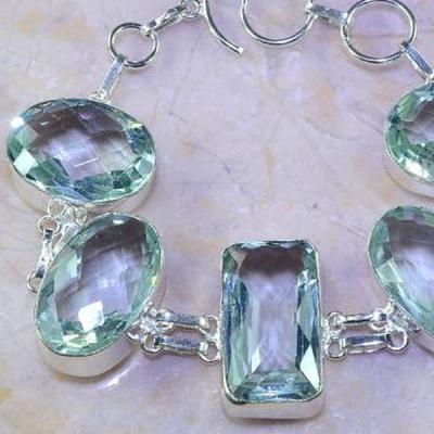 Am 3169b bracelet aigue marine bleue bijou achat vente argent 925
