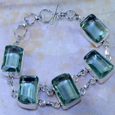 Am 3171a bracelet aigue marine bleue bijou achat vente argent 925