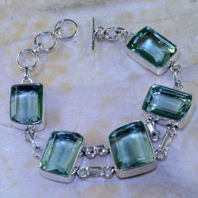 Am 3178a bracelet aigue marine bleue bijou achat vente argent 925