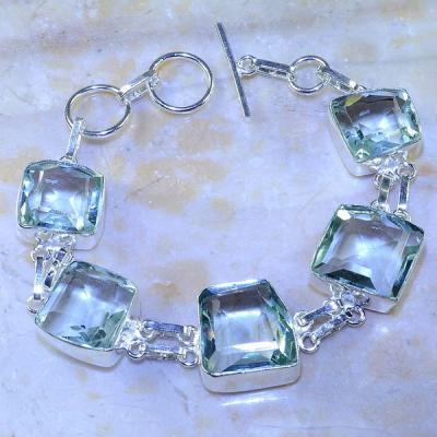 Am 3189a bracelet aigue marine bleue bijou achat vente argent 925