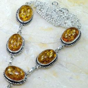 Amb 008b collier parure sautoir ambre amber baltique baltic achat vente bijoux argent 925