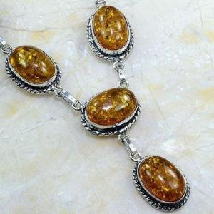 Amb 008c collier parure sautoir ambre amber baltique baltic achat vente bijoux argent 925