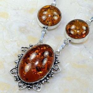 Amb 014b collier parure sautoir ambre amber baltique baltic achat vente bijoux argent 925