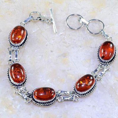 Amb 015a bracelet ambre amber baltique baltic achat vente bijoux argent 925