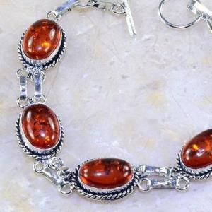 Amb 015b bracelet ambre amber baltique baltic achat vente bijoux argent 925
