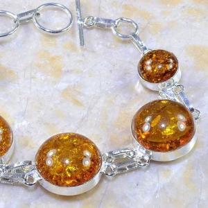 Amb 022c bracelet ambre amber baltique baltic achat vente bijoux argent 925