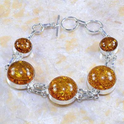 Amb 022d bracelet ambre amber baltique baltic achat vente bijoux argent 925