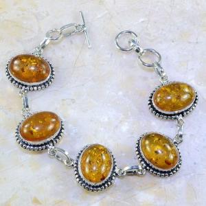 Amb 024a bracelet ambre amber baltique baltic achat vente bijoux argent 925