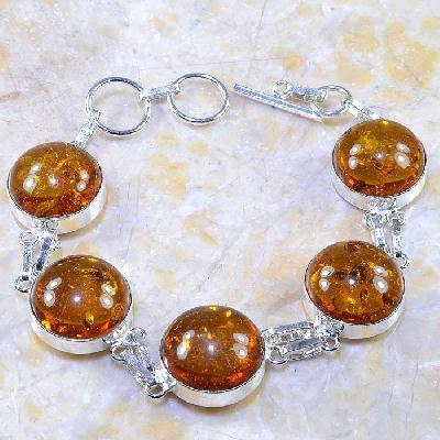 Amb 026a bracelet ambre amber baltique baltic achat vente bijoux argent 925