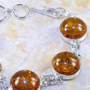 Amb 026c bracelet ambre amber baltique baltic achat vente bijoux argent 925