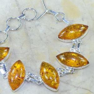 Amb 031b bracelet ambre amber baltique baltic achat vente bijoux argent 925