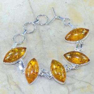 Amb 031d bracelet ambre amber baltique baltic achat vente bijoux argent 925