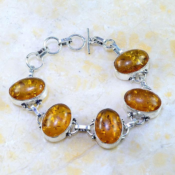 Amb 037a bracelet ambre amber baltique baltic achat vente bijoux argent 925