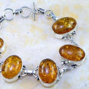 Amb 037c bracelet ambre amber baltique baltic achat vente bijoux argent 925