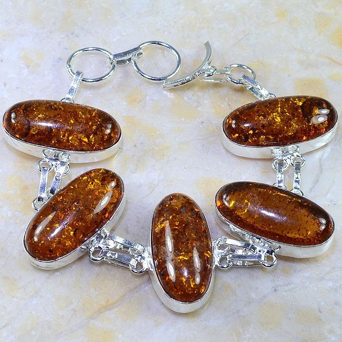 Amb 040a bracelet ambre amber baltique baltic achat vente bijoux argent 925