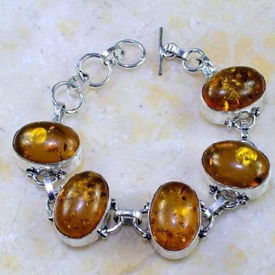 Amb 041a bracelet ambre amber baltique baltic achat vente bijoux argent 926