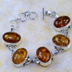 Amb 041b bracelet ambre amber baltique baltic achat vente bijoux argent 925