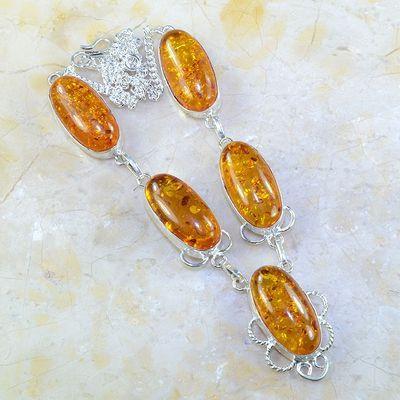 Amb 052a collier parure sautoir ambre amber baltique baltic achat vente bijoux argent 925 1