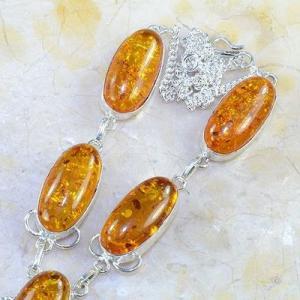 Amb 052b collier parure sautoir ambre amber baltique baltic achat vente bijoux argent 925 1