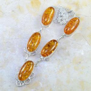 Amb 052d collier parure sautoir ambre amber baltique baltic achat vente bijoux argent 925 1