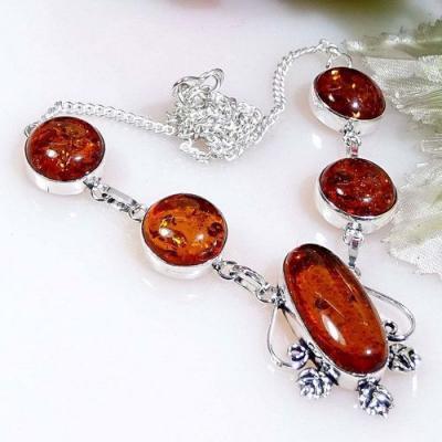 Amb 070a collier parure ambre amber baltique baltic achat vente bijoux argent 925