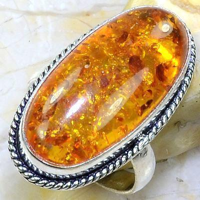 Amb 078a bague t64 chevaliere 30x15mm amber baltique baltic achat vente bijoux argent 925