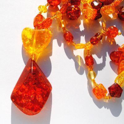 Amb 122d collier 67gr parure sautoir ambre amber baltique baltic achat vente bijoux argent 926
