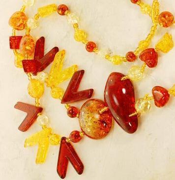 Amb 138b collier 80gr parure sautoir ambre amber baltique baltic achat vente bijoux argent 925