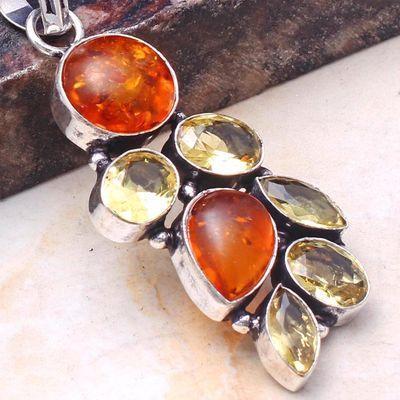 Amb 150c pendant pendentif 10x15mm ambre amber baltique achat vente bijoux argent 925