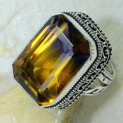 Ame 422c bague t57 ametrine achat vente bijou argent 926