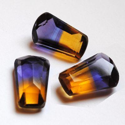 Ame 839 ametrine pierre gemme lithotherapie reiki achat vente mineraux