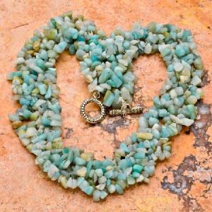 Amz 003c collier parure amazonite achat vente bijou argent 926