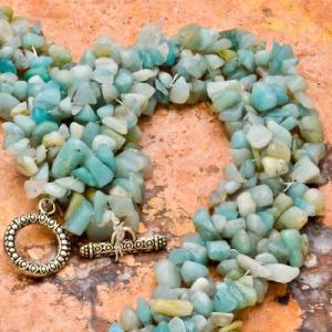 Amz 003d collier parure amazonite achat vente bijou argent 925
