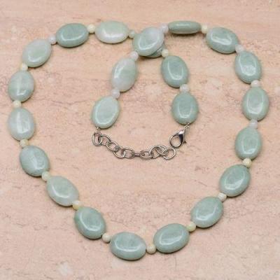 Amz 005a collier parure amazonite achat vente bijou argent 925