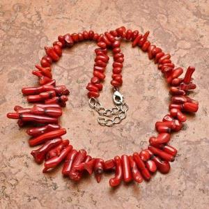 Cr 0443a collier 84gr sautoir parure corail rouge achat vente bijoux ethniques