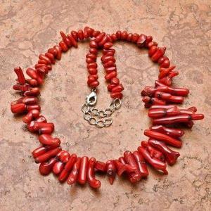 Cr 0443c collier 84gr sautoir parure corail rouge achat vente bijoux ethniques