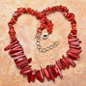 Cr 2615a collier 76gr sautoir parure corail rouge achat vente bijoux ethniques