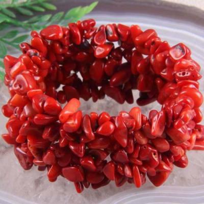 Cr 9703a bracelet 75gr corail rouge achat vente bijoux ethniques