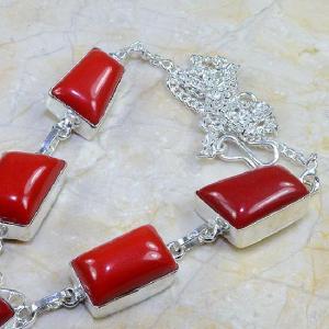 Crf 019b collier parure sautoir corail fantaisie argent 925 achat vente bijou