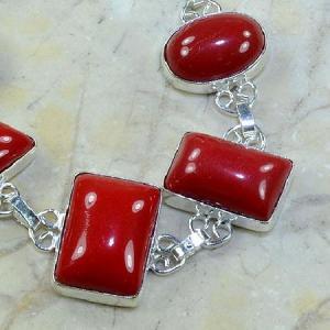 Crf 033c bracelet corail fantaisie argent 925 achat vente bijou
