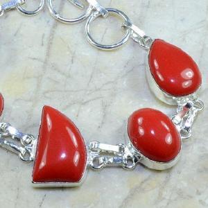 Crf 055c bracelet corail fantaisie argent 925 achat vente bijou