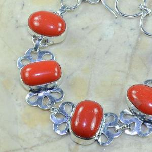 Crf 072b bracelet corail fantaisie argent 925 achat vente