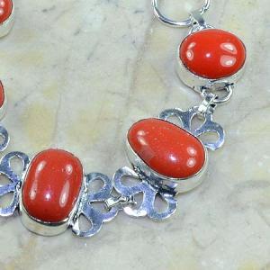 Crf 072c bracelet corail fantaisie argent 925 achat vente